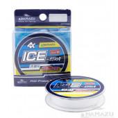 Шнур плетеный Namazu Ice-Stra 4Х, 30 м, 0,1 мм, до 6,8 кг, белый NIS30-0,1
