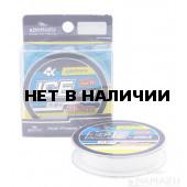 Шнур плетеный Namazu Ice-Stra 4Х, 30 м, 0,08 мм, до 5,3 кг, белый NIS30-0.08