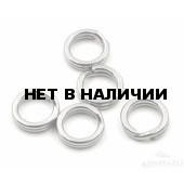 Заводное кольцо Namazu, цвет Cr, р. 6 ( d=6,3 mm), до 12 кг 10 шт N-FT-RA6