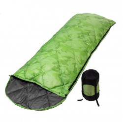 Спальный мешок пуховый Premier Fishing (PR-SB-210x72-G)