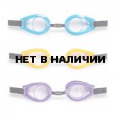 Очки для плавания детские от 8 лет Intex 5602 цвет в ассортименте
