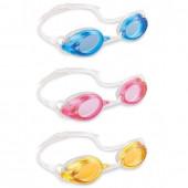 Очки для плавания детские от 8 лет Intex 55684 цвет в ассортименте
