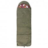 Спальный мешок Helios Батыр СОК-2 зелёный