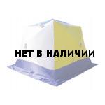Палатка для зимней рыбалки Стэк Куб-4 Т трехслойная дышащая, выход под трубу