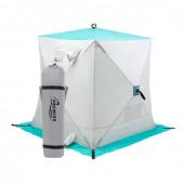 Палатка для зимней рыбалки Premier Куб 1,8х1,8 (PR-ISC-180BG)