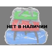 Гермосумка Stream 90 л (синяя/зеленая)