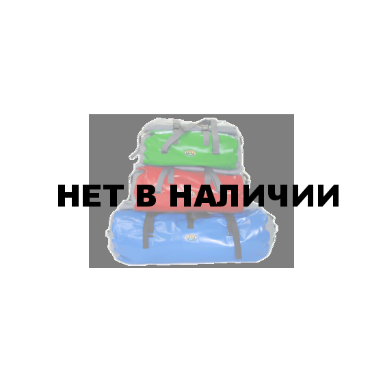 Гермосумка Stream 200 л (синяя/зеленая)