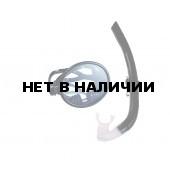 Набор маска,трубка WAVE MS-1332S66 силикон,черный