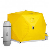 Зимняя палатка куб Helios Юрта трехслойная (HS-ISYI-Y)