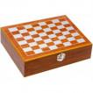 Подарочный набор с шахматами в чемодане Helios GT-TZ199