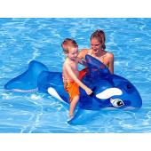 Надувная игрушка-наездник Intex 58523 Касатка от 3 лет