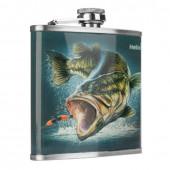 Фляжка Helios Рыба 210 мл HS-F-F-A20-1