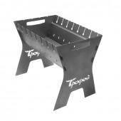 Мангал разборный Тонар Трофей сталь 2 мм T-MT-02
