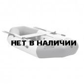 Лодка ПВХ Тонар Бриз 240 (бело-серая)