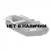 Лодка ПВХ Тонар Бриз 240 (серая)