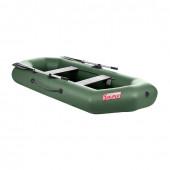 Лодка ПВХ Тонар Шкипер 280 (зеленая)