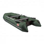 Лодка ПВХ под мотор Тонар Алтай 320L (зеленая)