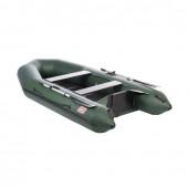 Лодка ПВХ под мотор Тонар Капитан Т310 (зеленая)