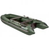 Лодка ПВХ под мотор Тонар Капитан Т300 (зеленая)