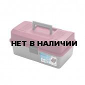 Ящик для инструментов Helios двухполочный красный