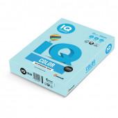 Бумага цветная для принтера IQ Сolor А4, 80 г/м2, 500 листов, голубая, MB30