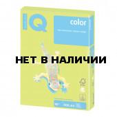 Бумага цветная для принтера IQ Сolor А3, 80 г/м2, 500 листов, зеленая, NEOGN