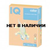 Бумага цветная для принтера IQ Сolor А3, 80 г/м, 500 листов, оранжевая, NEOOR