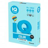 Бумага цветная для принтера IQ Сolor А3, 80 г/м2, 500 листов, голубая, MB30