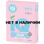 Бумага цветная для принтера IQ Сolor, А4, 160 г/м2, 250 листов, розовая, PI25