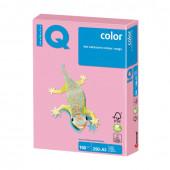 Бумага цветная для принтера IQ Сolor А3, 160 г/м2, 250 листов, розовая, PI25