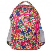 Рюкзак школьный Brauberg Абстракция 26 литров 226356