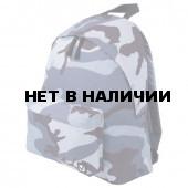 Рюкзак городской Brauberg Серый камуфляж 20 л 228857