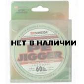 Рыболовная леска плетеная PE Jigger 100м 0,23 (зеленая)