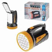 Фонарь прожектор аккумуляторный Трофи TSP19