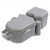Коробка для наживки с креплением на стойку Helios 21,5х11х7,5 см (HS-Q-1)