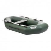 Лодка ПВХ Тонар Бриз 220 (зеленая)