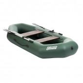 Лодка ПВХ Тонар Бриз 260 (зеленая)