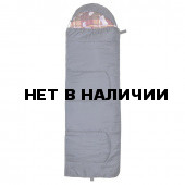 Спальный мешок Helios Батыр СОК-2 синий (синтепон)