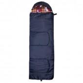 Спальный мешок Helios Батыр СОК-4 синий (синтепон)