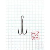 Крючок Koi Double Hook № 4, BN, двойник (10 шт.) KH2301-4BN