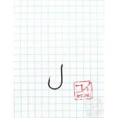 Крючок Koi Chinu-Ring № 4 /5 (AS), BN (10 шт.) KH791-5BN