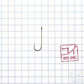 Крючок Koi Round-Ring № 12, N (10 шт.) KH7481-12N
