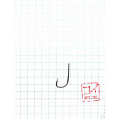 Крючок Koi Sode-Ring № 5 /12 (AS), BN (10 шт.) KH841-12BN