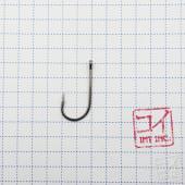 Крючок Koi Viking-Ring № 2, BN (10 шт.) KH7491-2BN