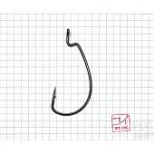 Крючок Koi Magna Super Lock Worm № 7/0, BN, офсетный (5 шт.) KH6231-7/0BN