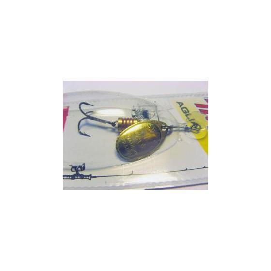 Блесна вращ. MEPPS Aglia OR блистер №1 (3,5г) CAND10011
