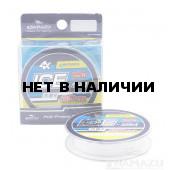 Шнур плетеный Namazu Ice-Stra 4Х, 30 м, 0,06 мм, до 2,2 кг, белый NIS30-0.06