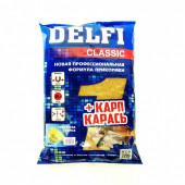 Прикормка Delfi Classic Карп-Карась 800г Кукуруза/Горох DFG-055