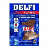 Прикормка Delfi Classic Карп-Карась 800г Тутти-Фрутти DFG-054