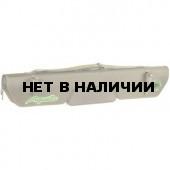 Чехол для спиннингов с катушками жесткий Aquatic 120 см Ч-30К